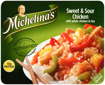 Michelina's® Sweet & Sour Chicken 8 oz. Tray