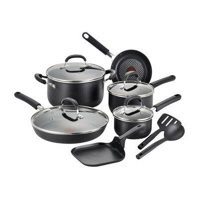 T-fal Opticook Non-Stick 12-Piece Cookware Set