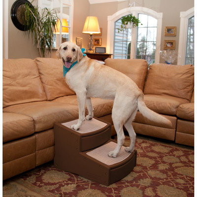 PET GEAR EXTRA WIDE EASY STEP II PET STAIRS