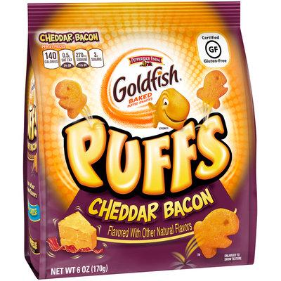 Pepperidge Farm® Goldfish® Xtreme Puffs Cheddar Bacon Baked Puffed Snacks