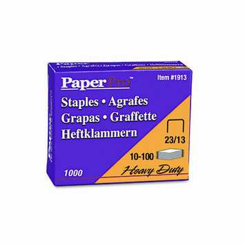 Accentra Inc ACI1913 PaperPro Heavy Duty Staples Pack of 1000
