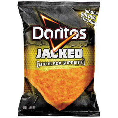 Doritos® Jacked Enchilada Supreme Tortilla Chips