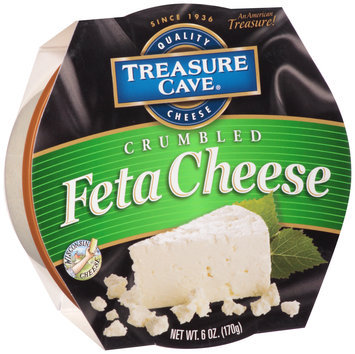 Treasure Cave® Crumbled Feta Cheese