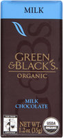 Green & Black's® Organic Milk Chocolate