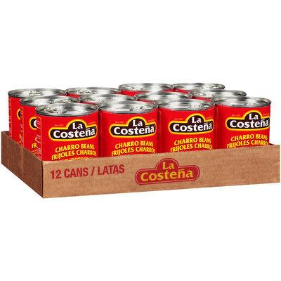 La Costena® Charro Beans 12-20 oz. Cans