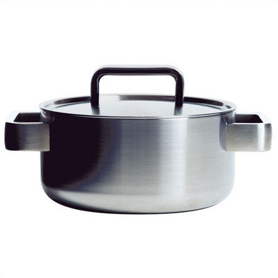 iittala Tools Stainless Steel 3 Qt. Casserole With Lid