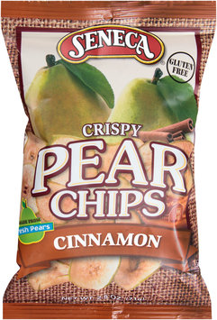 Seneca® Crispy Cinnamon Pear Chips 2.5 oz. Bag