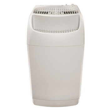 AIRCARE Humidifiers SpaceSaver 6 gal. Evaporative Humidifier Whites 826000