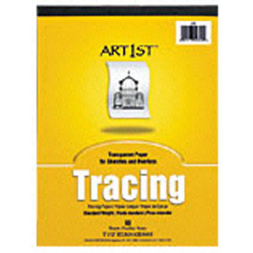 Pacon Creative Products Pacon 9 X 12 Tracing Pad 40 Count