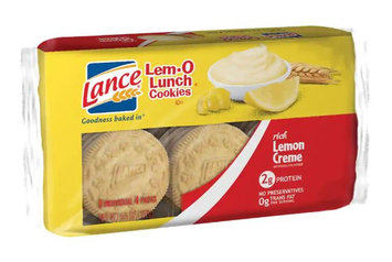 Lance® Lem-o lunch® Lemon Creme Cookies