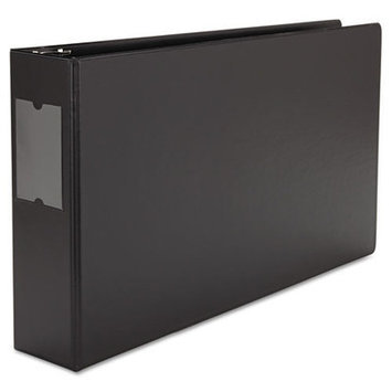 Universal Office Products Non-View Binders Universal Wide Base Round