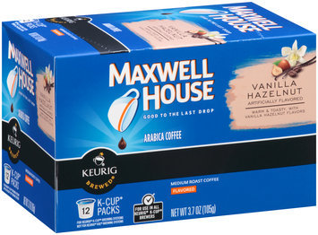 Maxwell House Vanilla Hazelnut Coffee K-Cup® Packs 12 ct Box