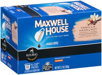 Maxwell House Vanilla Hazelnut Coffee