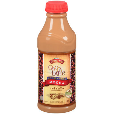 Turkey Hill® Ooo-La-Latte Mocha Iced Coffee