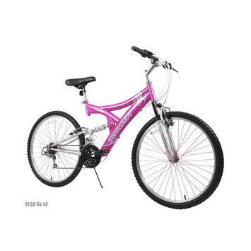 Dynacraft Womens' Air Blast Full Suspension Mountain Bike