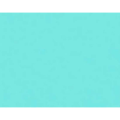 Stwd Solid Woven Playard Fitted Sheet Color: Aqua