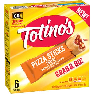 Totino's™ Cheese Pizza Sticks 6 ct Box