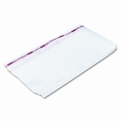 Chix 13-1/2 x 24 Reusable Food Service Towels, Fabric, White, Includes One Pack of 150 Towels CHI 8250
