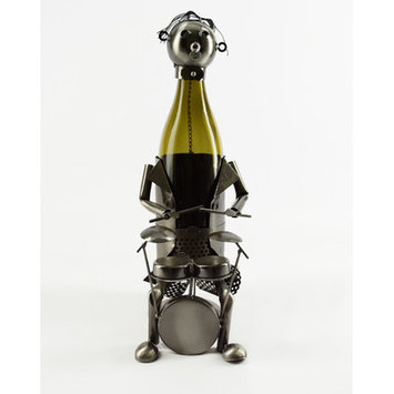 Three Star ZB510 Wine Bottle Holder - Drummer