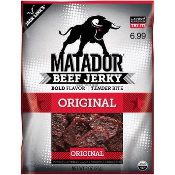 Matador® Original Beef Jerky 3 oz. Bag