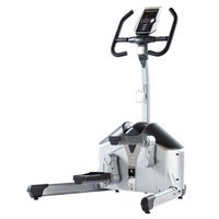 Helix Lateral Trainer Residential Programmable Stepper w/ LCD Console