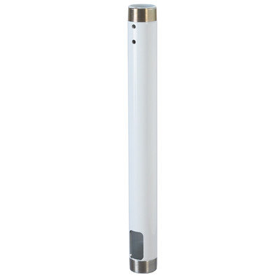 Chief Manufacturing Chief Speed-Connect CMS-048W Fixed Extension Column - Aluminum - 500 lb