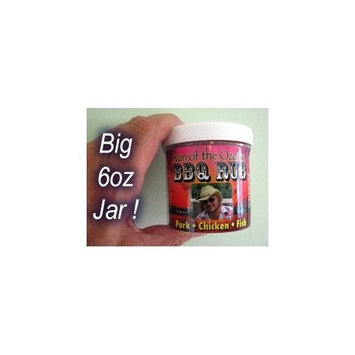 Ivan of the Ozarks Original Southern BBQ Rub - 6 oz