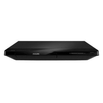 Philips Wi-Fi Blu-ray Disc Player - Black (BDP2105/F7)