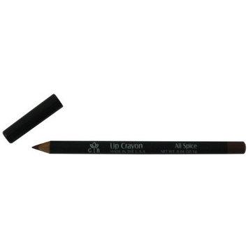 Garden Botanika Slim Lip Crayon, All Spice, 0.04 Ounce