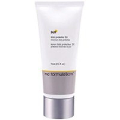 MD Formulations - SUN Total Protector 30 Face - 2.5 oz