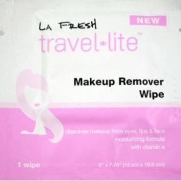 LA Fresh Makeup Remover Wipe Case Pack 200