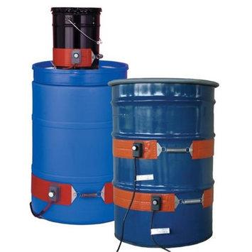 Vestil Material Handling 55 gal. 120-Volt Steel Drum Heater DRH-S-55
