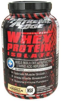 Extreme Edge - Whey Protein Isolate Vicious Vanilla - 2.2 lbs.