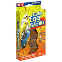 8In1 Pet Products 8in1 Egg Biscuits (Box), 1.1-Ounce