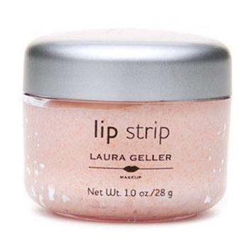 Laura Geller Beauty Lip Strip Cooling Sugar Scrub