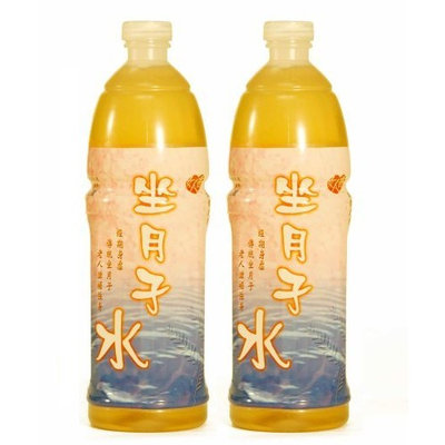 Hong Biou   US Registered Trademark Michiu Water (Case of 12 Bottles)