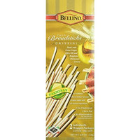 Bellino Parmesan Breadsticks, 4.25 Ounce Boxes (Pack of 12)