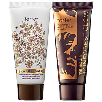 tarte Two To Tan Go Deluxe Bronzing Duo