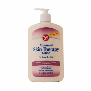 Walgreens Advanced Skin Therapy Lotion