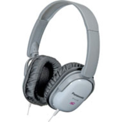 Panasonic Noise Canceling Headphones White DSV