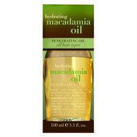 OGX® Moisturizing Macadamia Oil Dry Styling Oil