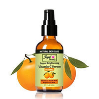 #1 Top Rated The Best Organic Vitamin C Serum 20% for Face by Joyal Beauty. With Hyaluronic Acid 11%+Ferulic Acid+Vitamin E+Witch Hazel. Best For Anti-aging/Repair Sun Damage/Skin Firming/Even-Toned.