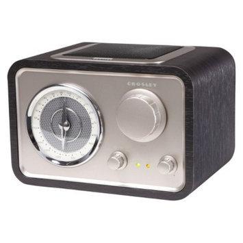 Crosley Solo AM/FM Tabletop Radio - Black (CR3003A-BK)