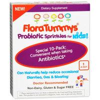 FloraTummys Probiotic Sprinkle Packets for Kids, 10 ea