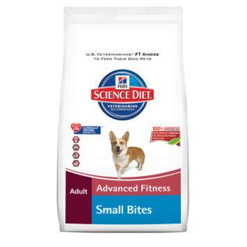 Hill's Science Diet Hill'sA Science DietA Advanced Fitness Small Bites Adult Dog Food
