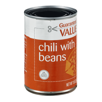 Guaranteed Value Chili with Beans