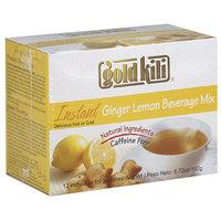 Gold Kili Instant Ginger Lemon Beverage Mix