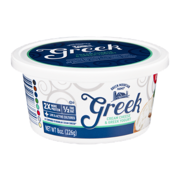 Green Mountain Farms Greek Cream Cheese
