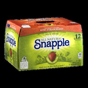 Snapple Juice Drink Kiwi Strawberry - 12 PK