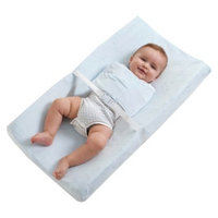 Changing Pad Cover w/ Built-in Swaddle Feature - Blue by Halo